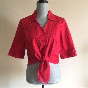 Rafaella red top